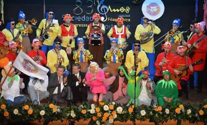 Festas do Carnaval