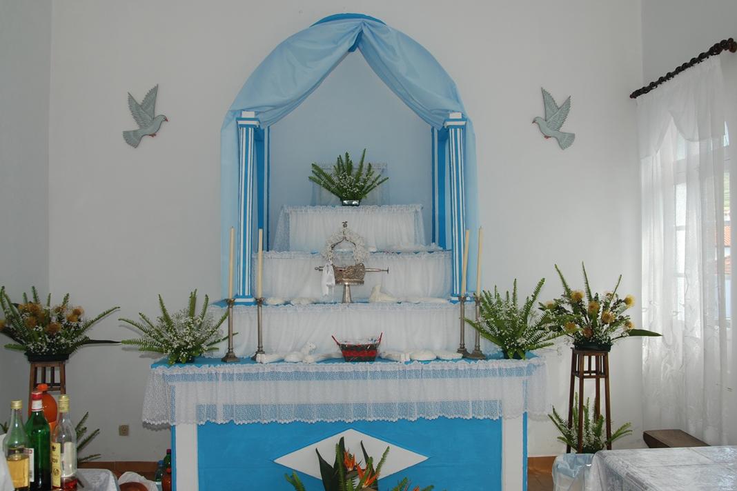 Festas do Espírito Santo