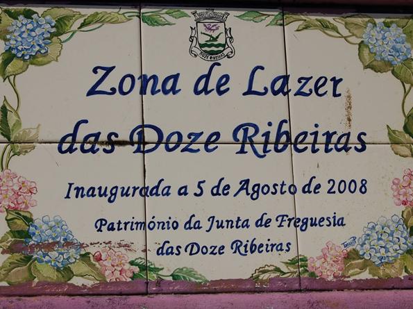 Zona de Lazer das Doze Ribeiras